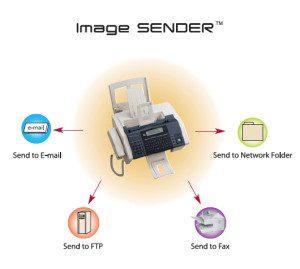FO-IS125N Image Sender