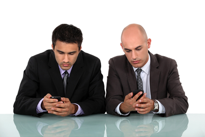 Text Messages for Businesses - Are They Acceptable?