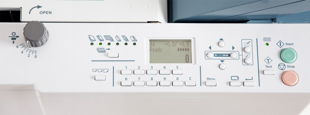 User-friendly controls allow easy operation. Get six standard folds and up to 10 custom fold presets