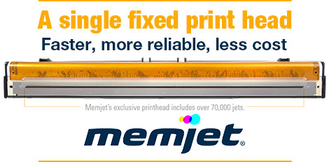 Memjet Print Head