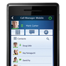 Call Manager Mobile