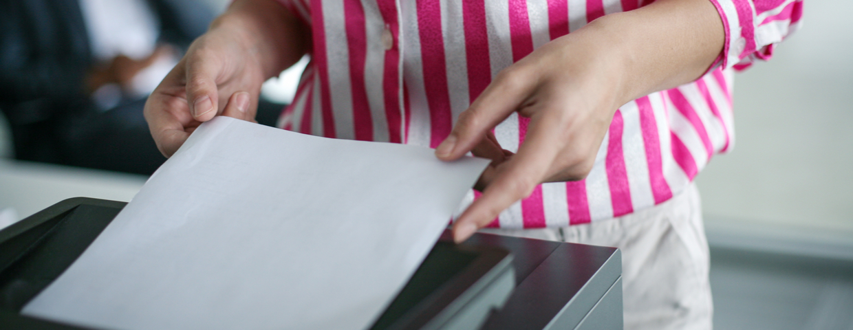 Putting Printers and Copiers to Work For You