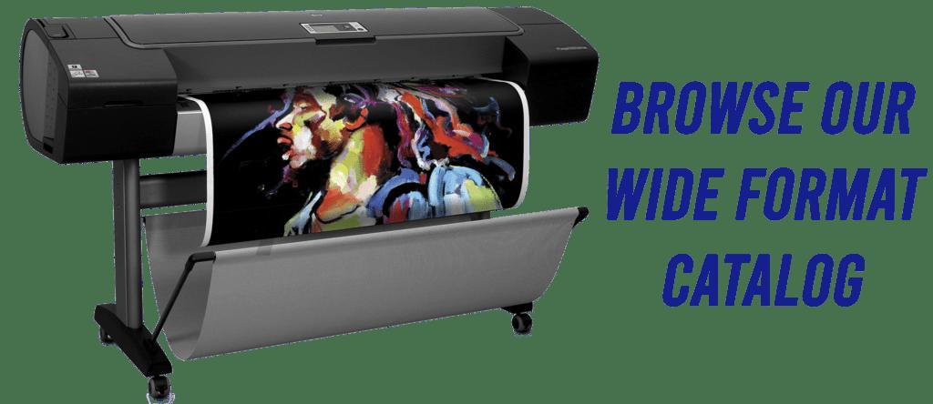 Wide Format Printers in Houston